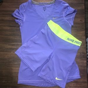 Nike Set NWOT Medium